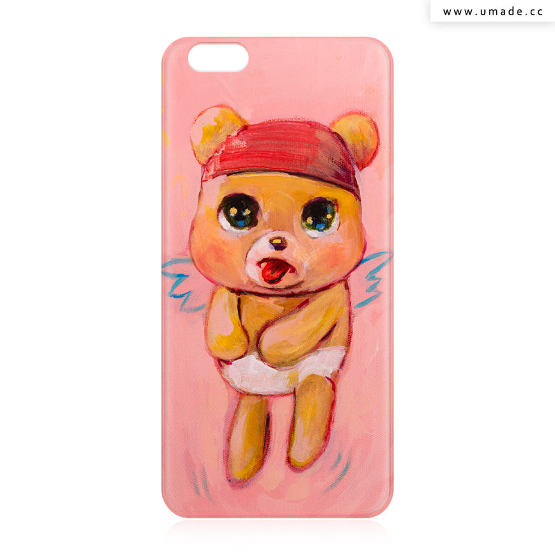 UMade iPhone case/iPhone手機殼-亮面背殼-i6p/i6-陳威廷 Chen Wei-Ting