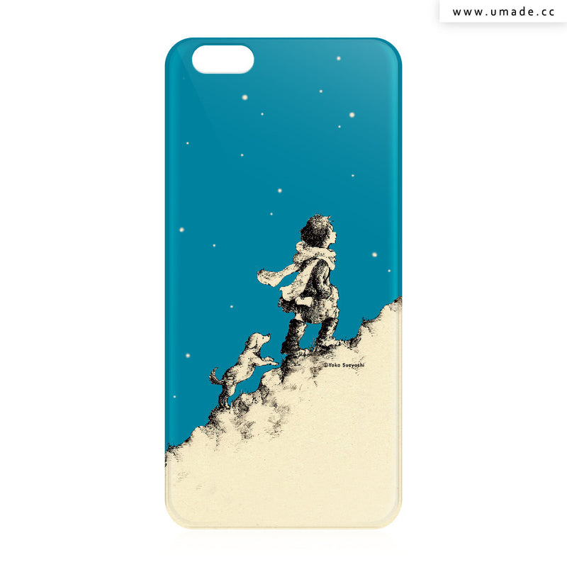 UMade iPhone case/iPhone手機殼-亮面背殼-i6p/i6-Yoko Sueyoshi末吉陽子
