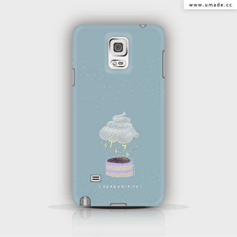 UMade-Android Case-Serendipity(灰綠) - Albee