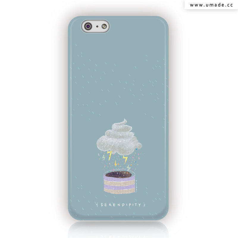 UMade iPhone case/iPhone手機殼-霧面硬殼-i6p/i6-Albee