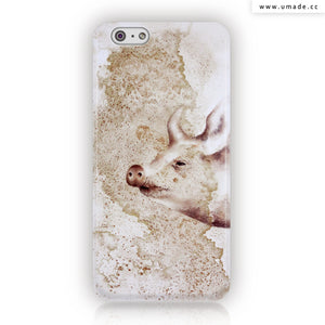 UMade iPhone case/iPhone手機殼-霧面硬殼-i6p/i6-Chi Ou