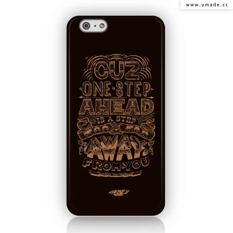 UMade iPhone case/iPhone手機殼-霧面硬殼-i6p/i6-DEBE