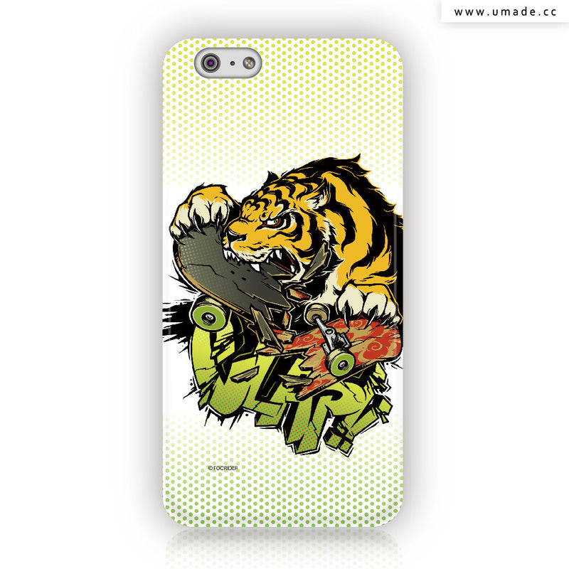 UMade iPhone case/iPhone手機殼-霧面硬殼-i6p/i6-FooRider