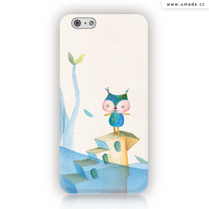 UMade iPhone case/iPhone手機殼-霧面硬殼-i6p/i6-Glory Cheng