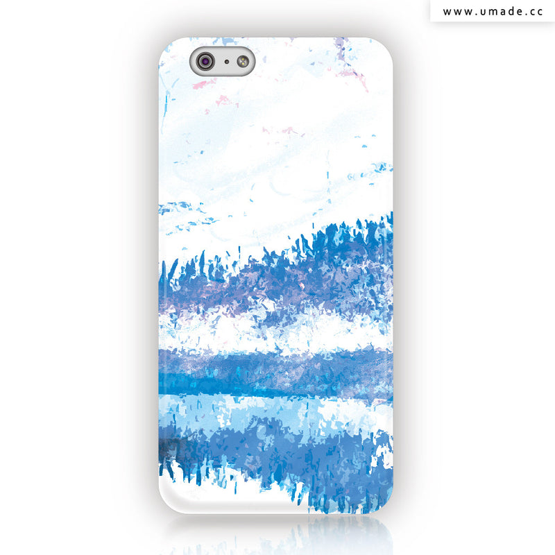 ★iPhone Case★ Blue Ocean - Ibbie Hsu