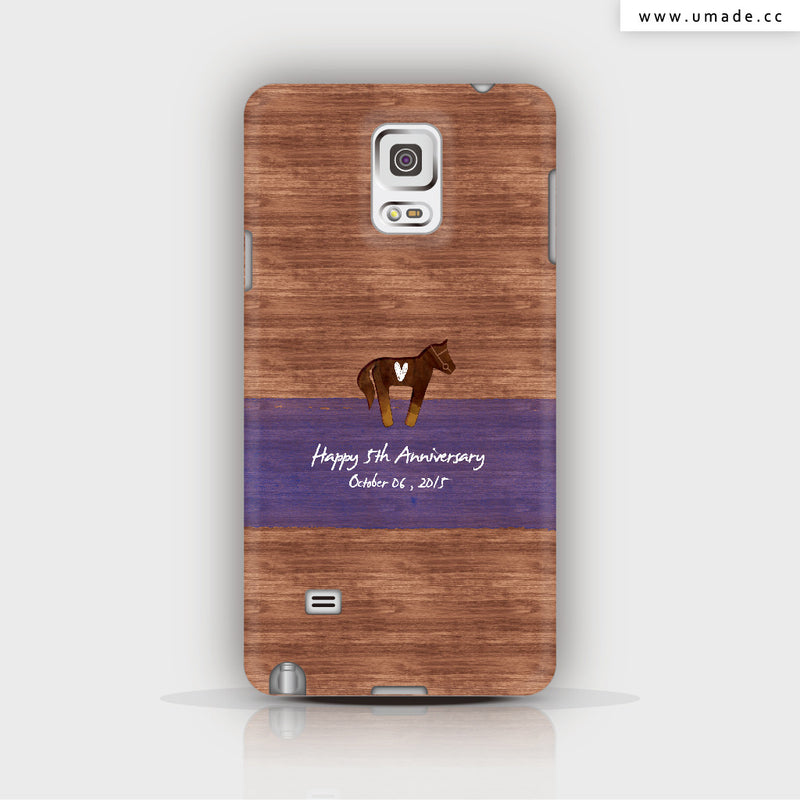 Samsung Galaxy Note 4 (Smooth Matte/極緻霧面)-Ibbie Hsu