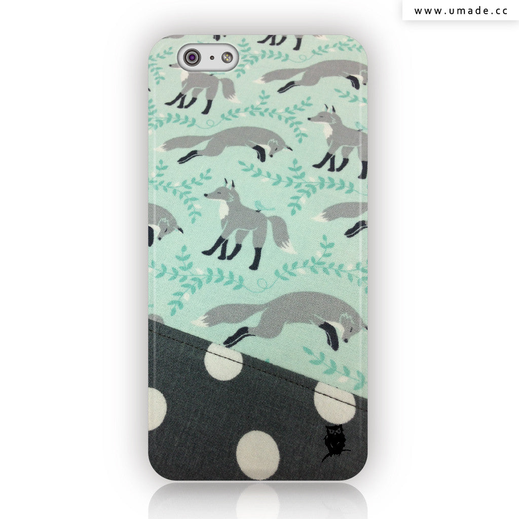 ★iPhone Case★ Foxy And Classy - Jenn.Y