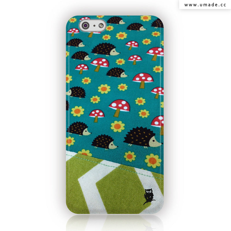 ★iPhone Case★Porcupine Love - Jenn.Y