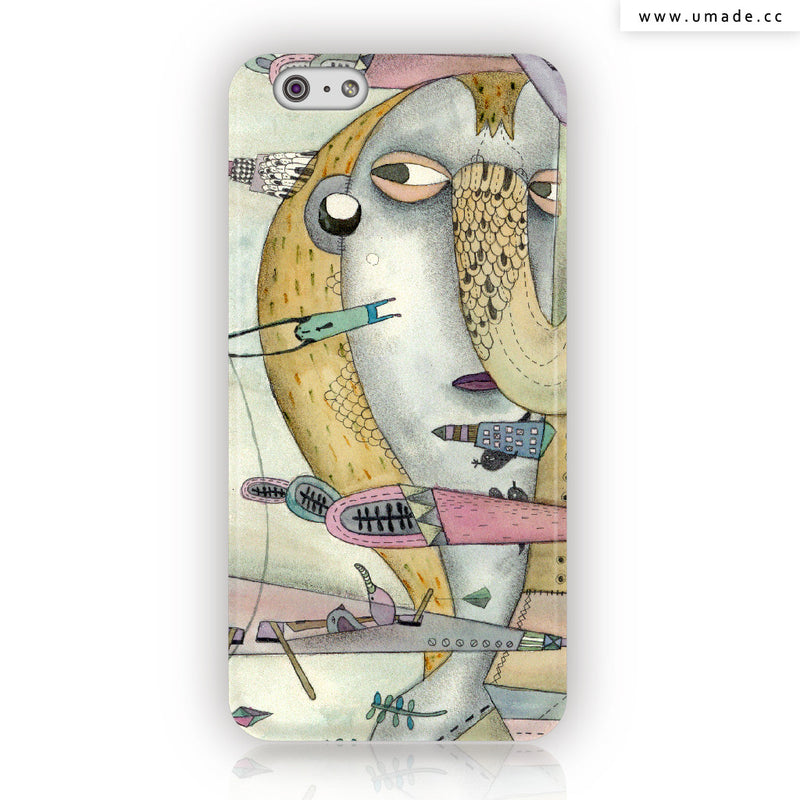 ★iPhone Case★ 回家路上On The Way Home - 廉恩Lian An