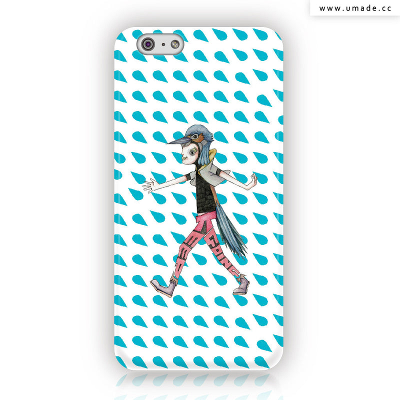 ★iPhone Case★ Keep Going- 莉淇Lichi G.