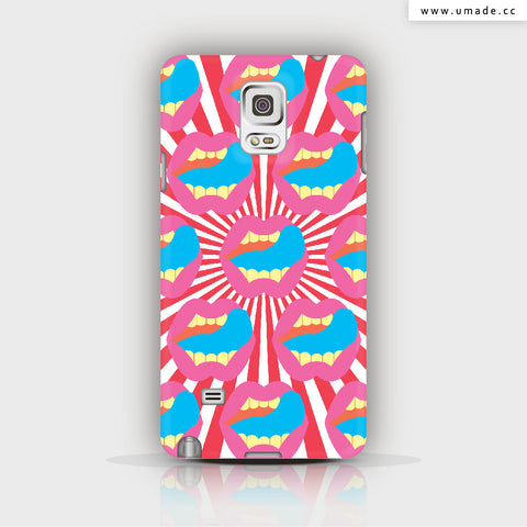 Samsung Galaxy Note 4 (Smooth Matte/極緻霧面)-MIKEI HUANG