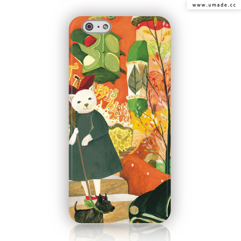 Umade★iPhone Case★ 小魔女- 南君Nan Jun