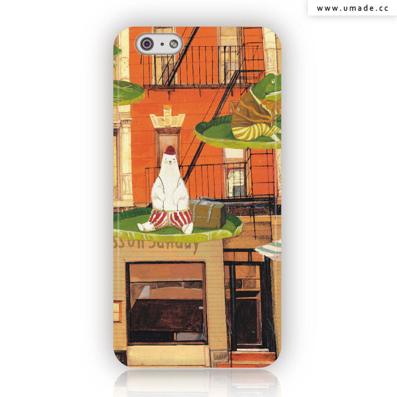 Umade★iPhone Case★ 幻想曲- 南君Nan Jun