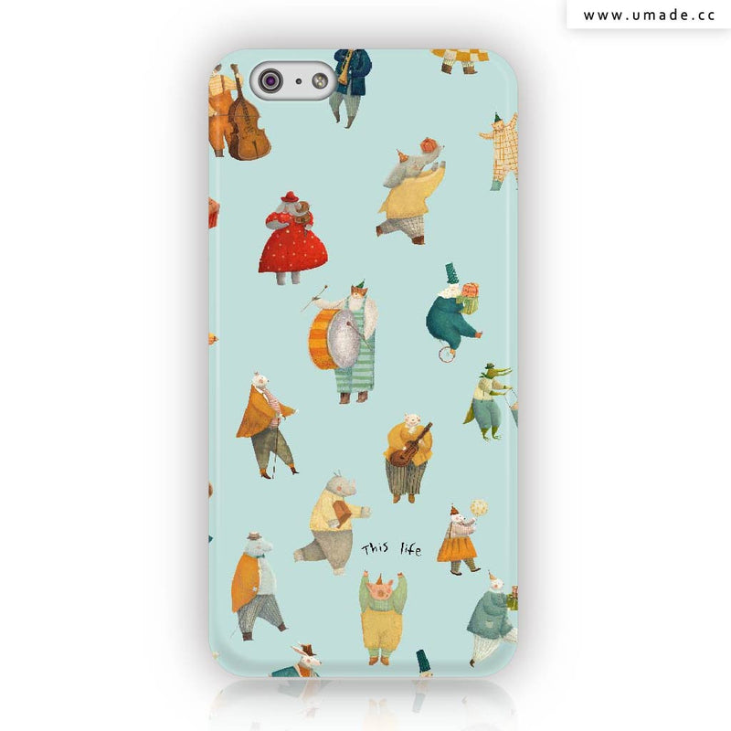 Umade★iPhone Case★人物- 南君Nan Jun