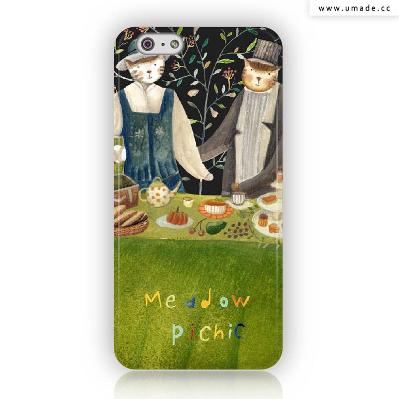 Umade★iPhone Case★野餐- 南君Nan Jun