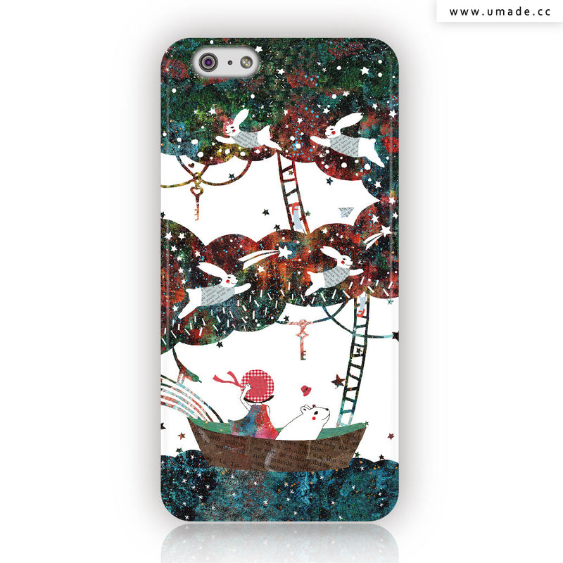 Umade ★iPhone Case★  A Passage to the Stars 星星之境 - Pomme Go 蘋果