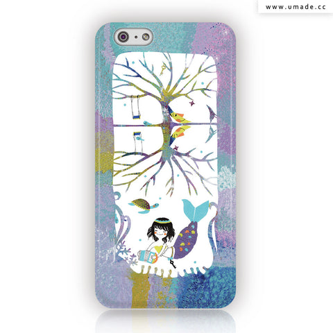Umade ★iPhone Case★ The Eyes 眼睛 - Pomme Go 蘋果