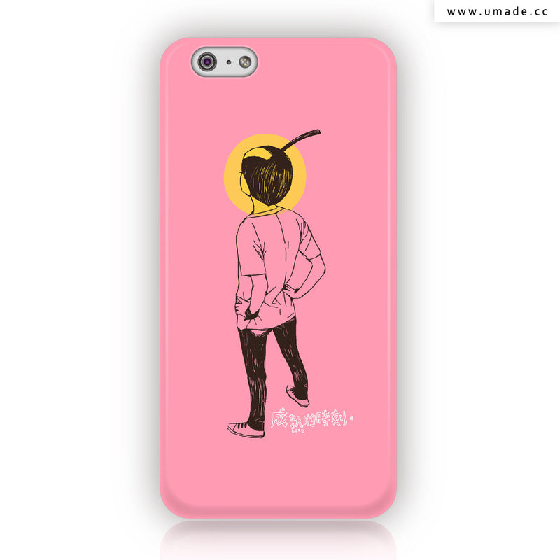 Umade ★iPhone Case★成熟的時刻   - 裴小馬 Pony Pei