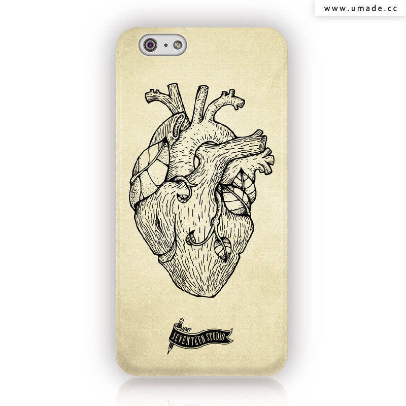 ★iPhone Case★Tree Heart -Seventeen