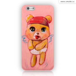 UMade iPhone case/iPhone手機殼-霧面硬殼-i6p/i6-陳威廷Chen Wei-Ting