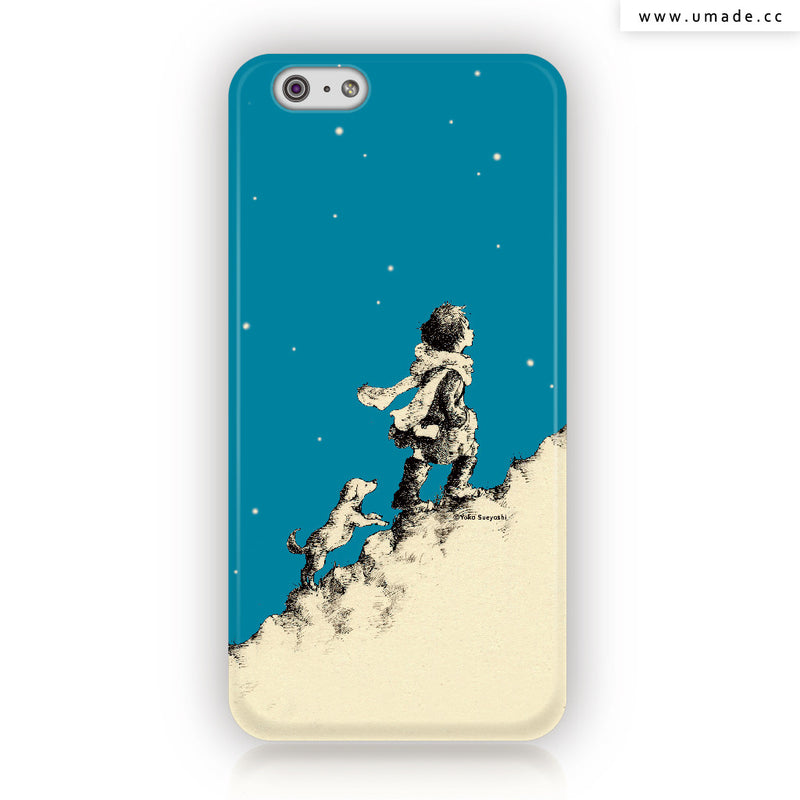 UMade iPhone case/iPhone手機殼-霧面硬殼-i6p/i6-yoko