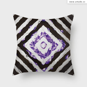 UMade Artist Throw Pillow ★藝術家創作抱枕★ ILLUSION - DEBE