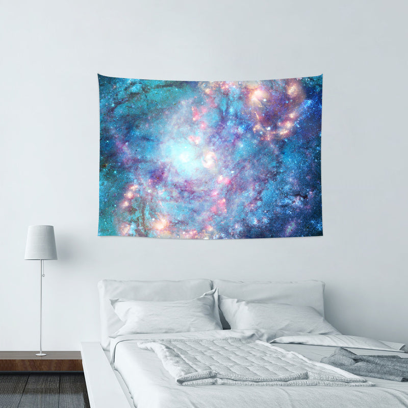 UMade★壁幔Wall Tapestry★ Abstract Galaxies 2 - Barruf