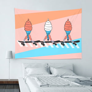 ★壁幔Wall Tapestry★ Icecream - Pidang Wu