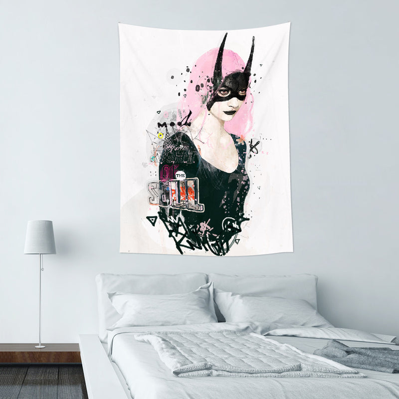 ★壁幔Wall Tapestry★  Dark Knight of the Soul  - Raphaël Vicenzi
