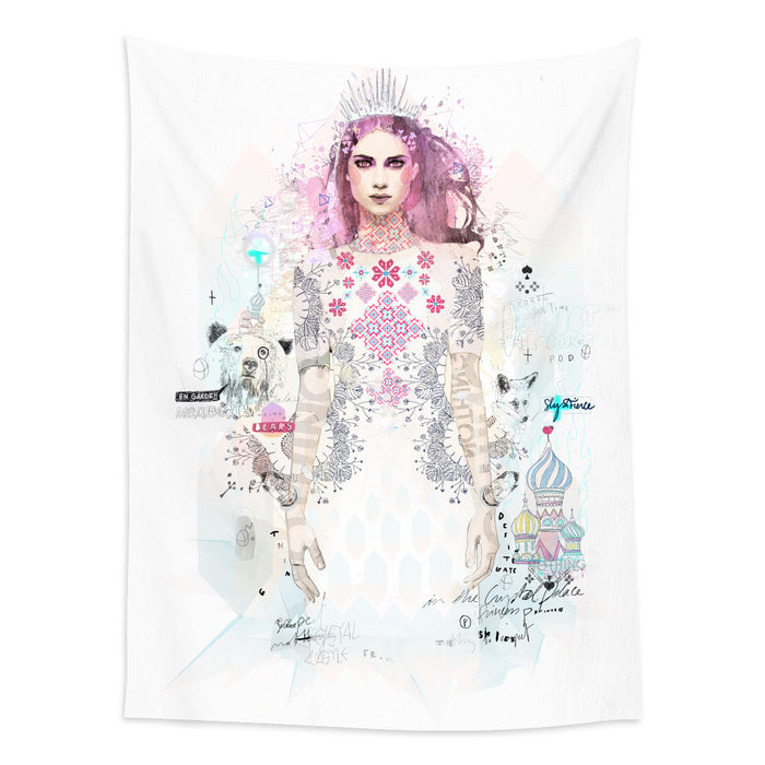 ★壁幔Wall Tapestry★ Ice Princess