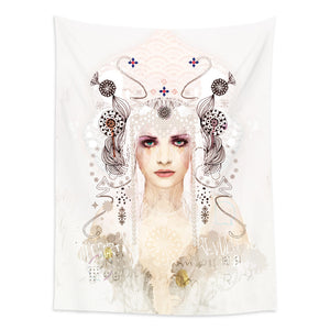 ★壁幔Wall Tapestry★Kokoshnik Lets Start a Revolution - Raphaël Vicenzi