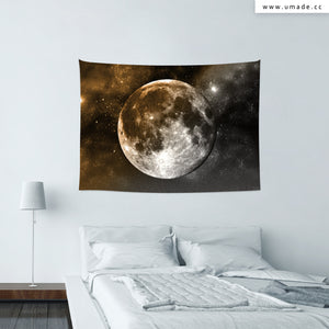 ★壁幔Wall Tapestry★ The Moon