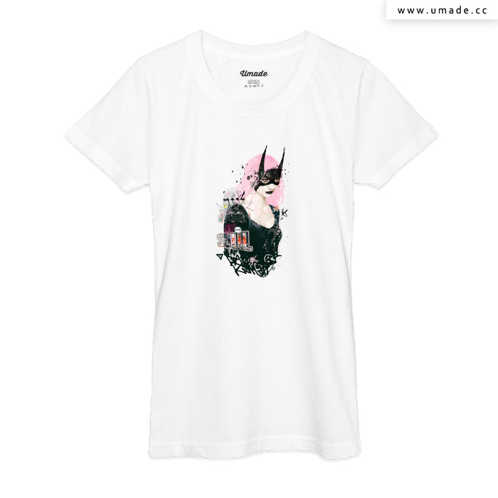 ★T-Shirt - Women 女短T★  Dark Knight of the Soul - Raphaël Vicenzi