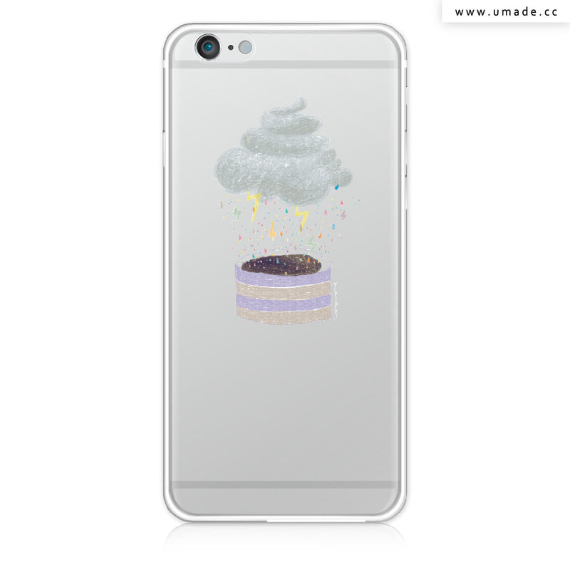 UMade iPhone case/iPhone手機殼-亮面硬殼-i6p/i6-Albee