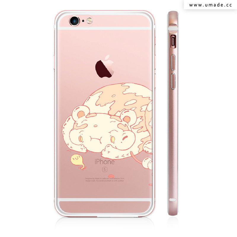 Made iPhone case/iPhone手機殼-亮面硬殼-i6p/i6- Ishodnik candy - Alex