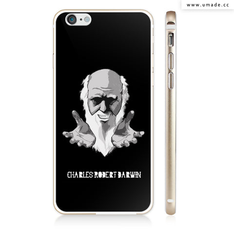 UMade iPhone case/iPhone手機殼-亮面硬殼-i6p/i6-金色-H Stuff Room