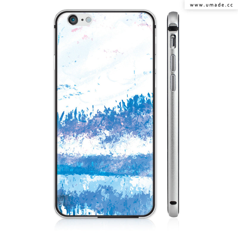 UMade iPhone case/iPhone手機殼-亮面硬殼-i6p/i6-太空灰色-Ibbie Hsu