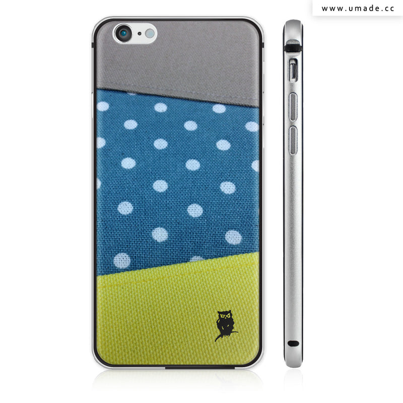 UMade iPhone case/iPhone手機殼-亮面硬殼-i6p/i6-太空灰色-Jenn.Y