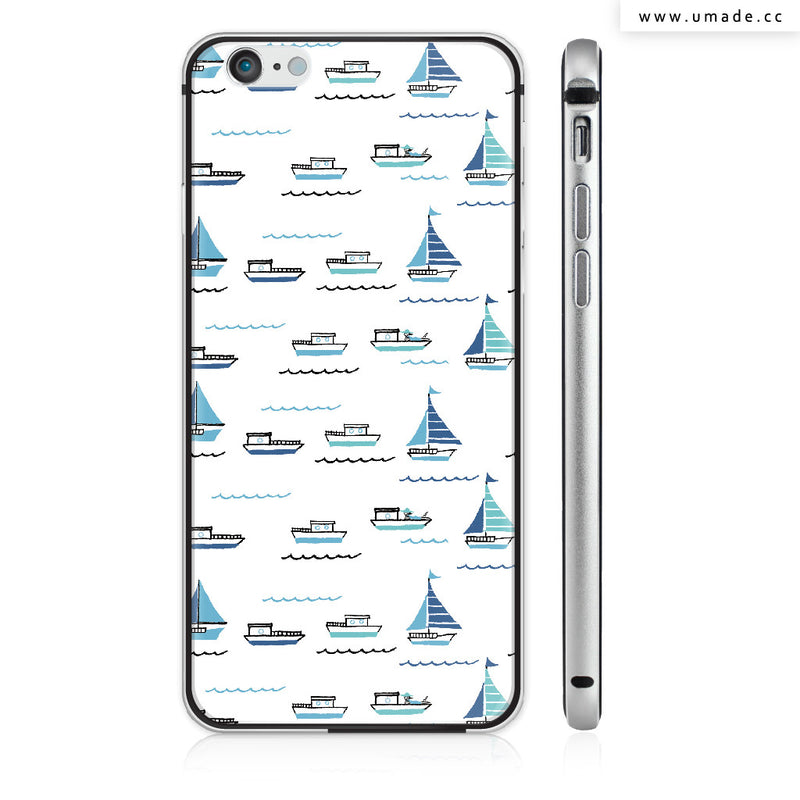 UMade iPhone case/iPhone手機殼-亮面硬殼-i6p/i6-太空灰色-Naho Ogawa