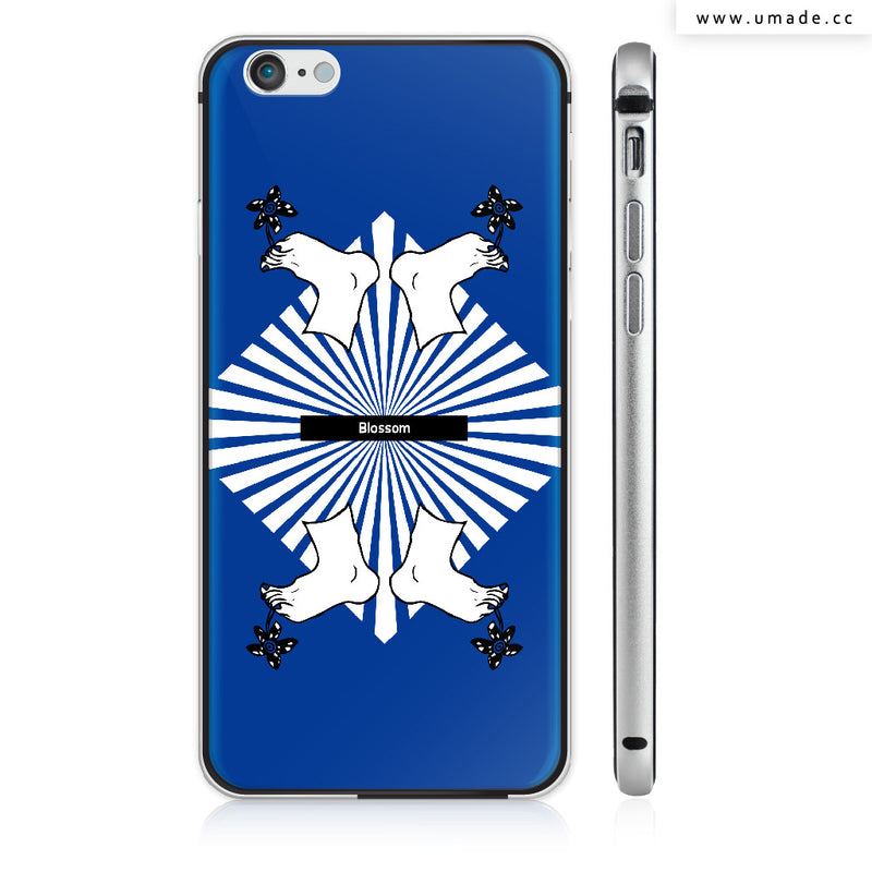 UMade iPhone case/iPhone手機殼-亮面硬殼-i6p/i6-太空灰色-Pidang Wu