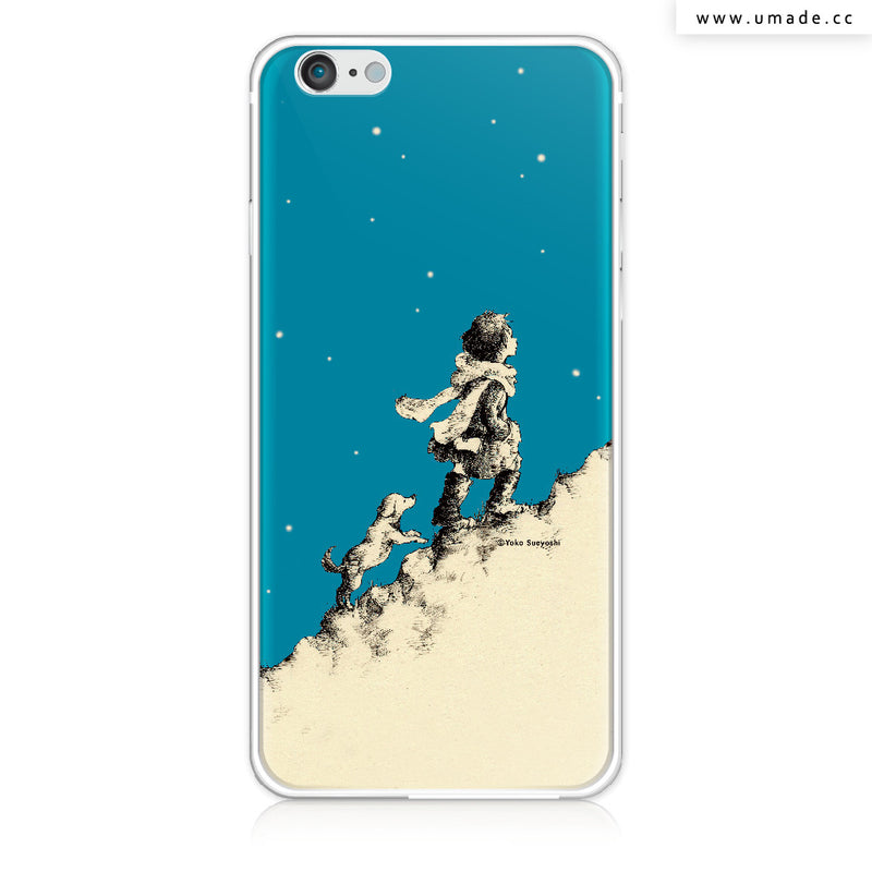 UMade iPhone case/iPhone手機殼-亮面硬殼-Yoko Sueyoshi末吉陽子