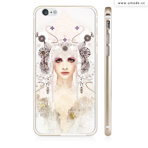 UMade iPhone case/iPhone手機殼-亮面硬殼-Kokoshnik Lets Start a Revolution - Raphaël Vicenzi