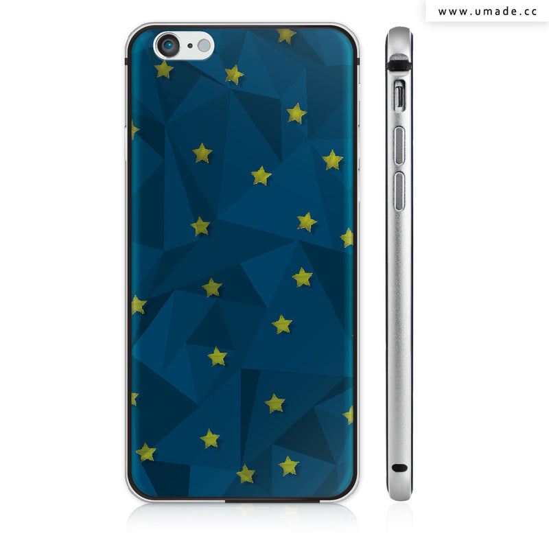 UMade iPhone case/iPhone手機殼-亮面硬殼-i6p/i6-太空灰色-Dale
