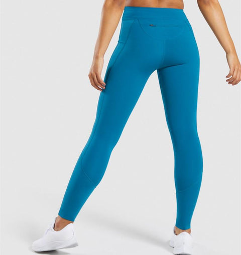 Hip Lifting Exercise Fitness Capris Nude Yoga Pants