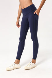 Double Side Sanding Yoga Pants