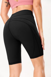 Double-sided Sanding Nude Yoga Pants