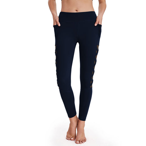High Stretch Tight High Waist Fitness Pants