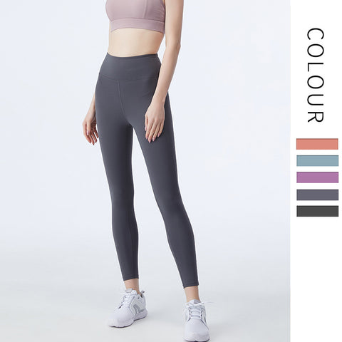 Back cross sweatpants fast dry running fitness pants high-waisted yoga pants