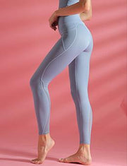 High Elastic Exercise Tights