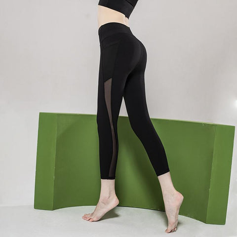 High Elastic Breathable Sports Tight Gym Pants